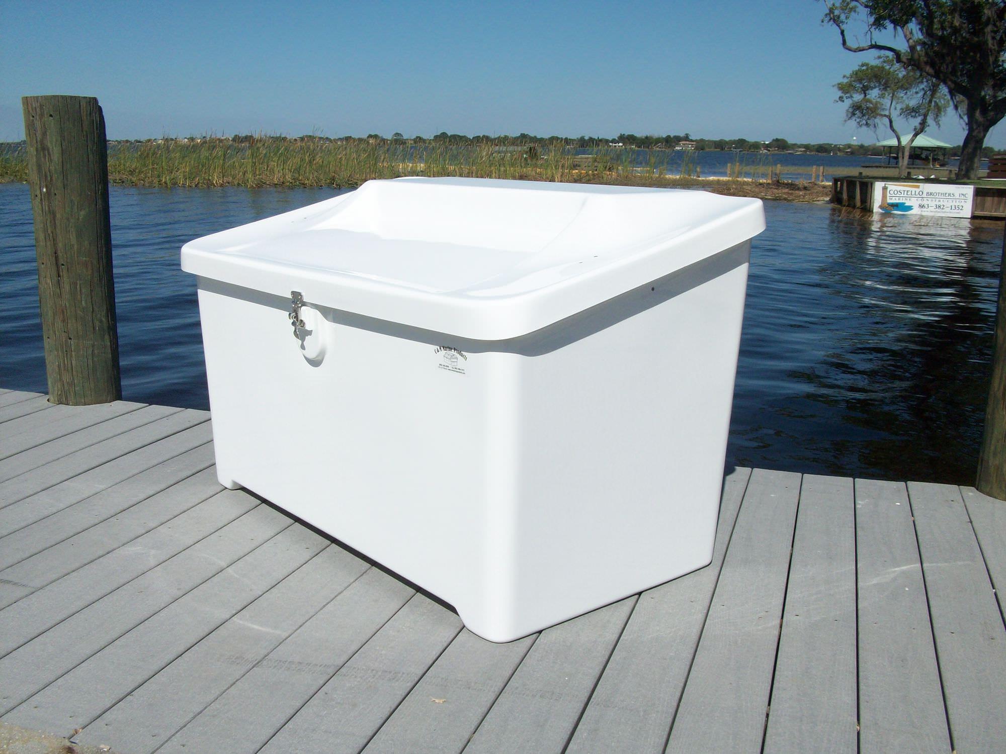 Superieur ... Dock Storage Box ...