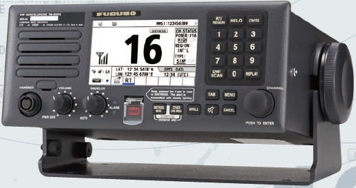 Marine Radio For Ships VHF With DSC