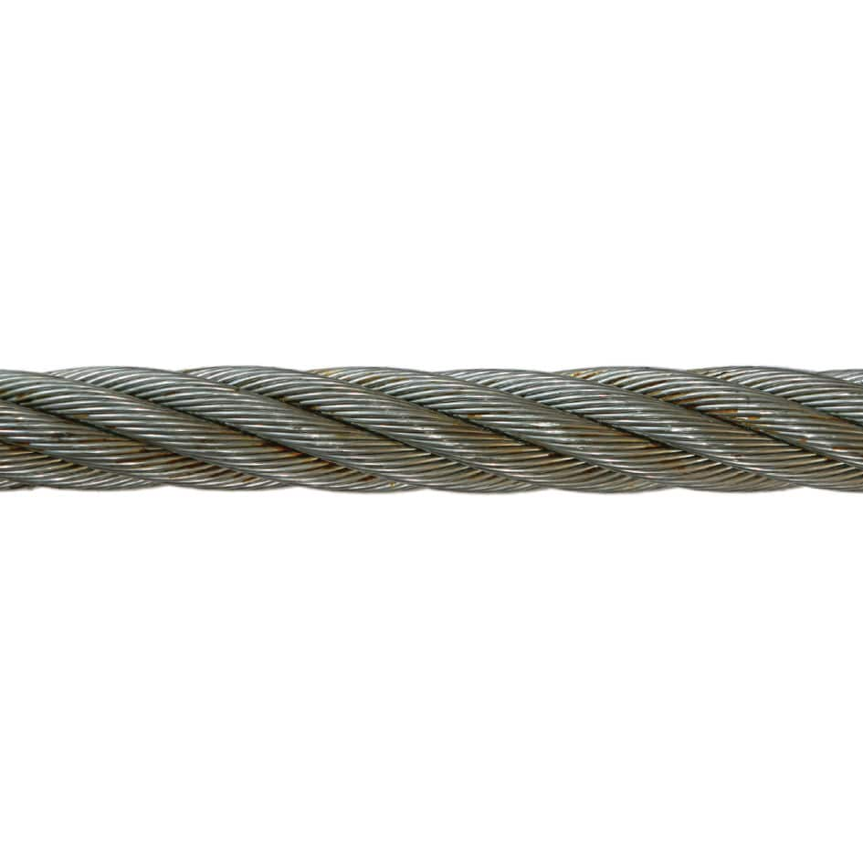 Ship wire rope - 6X36WS+IWRC 1960 - Lankhorst Ropes