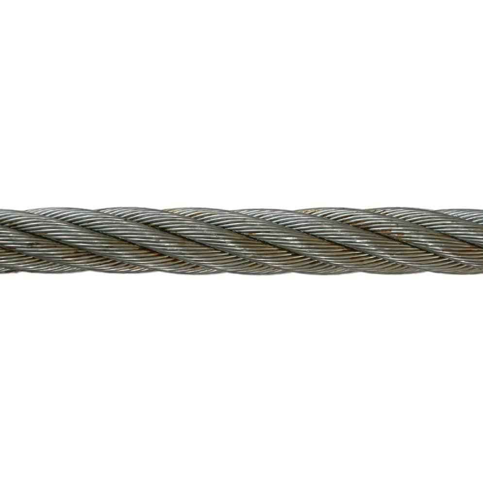 Ship wire rope / 6x37 - WS+IWRC - Lankhorst Ropes