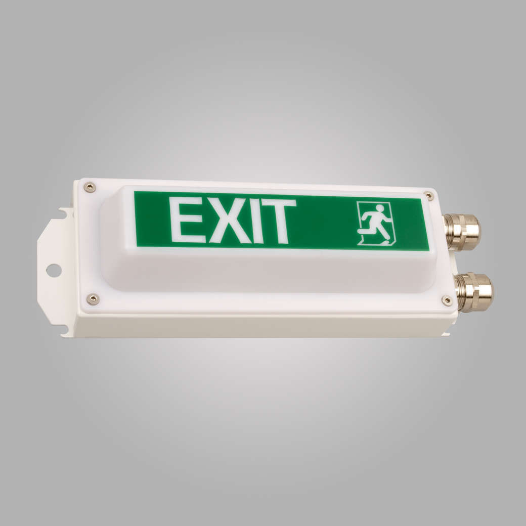 ship emergency exit sign - TL09