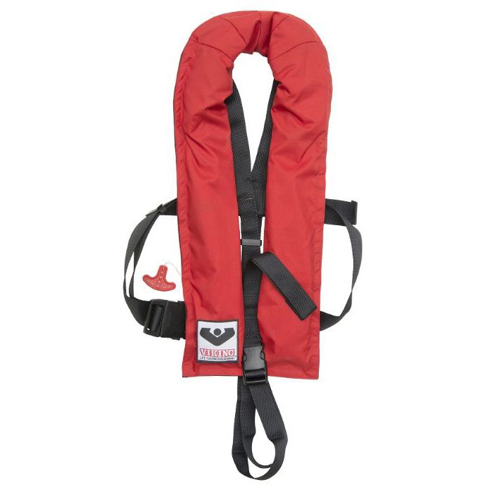 self-inflating life jacket / with safety harness / 150 n - rescyou™ atlantic