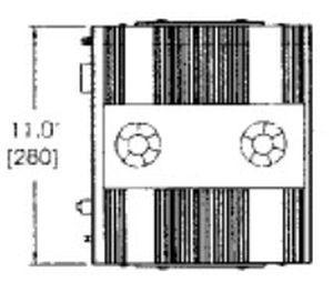 Marine radio / portable / HF / MF - 245D - SEA COM Corp