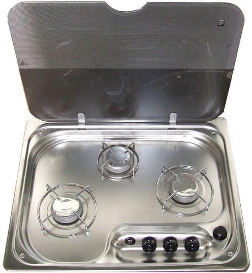 Vote 900mm gas arda cooktop
