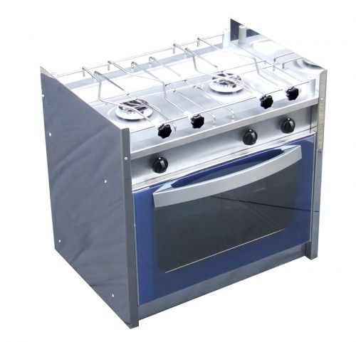 Boat Stove Oven Gas Two Burner F2f