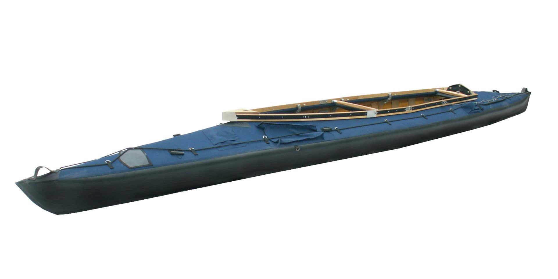 Folding kayak / sea / expedition / two-seater AMAZON II 600 XXL Wayland  Folding Kayaks