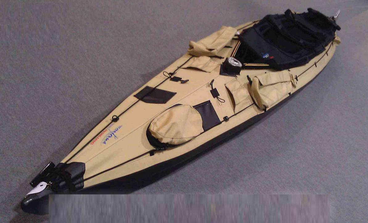 Madison : Foldable kayak amazon