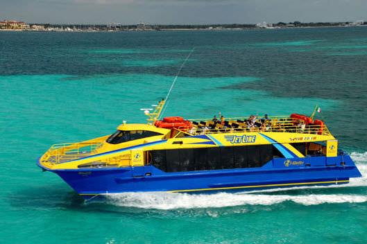 ... High-speed passenger ferry / catamaran Ultramar I, Ultramar II, Ultramar III, ...