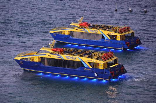 ... High-speed passenger ferry / catamaran Ultramar I, Ultramar II, Ultramar III,