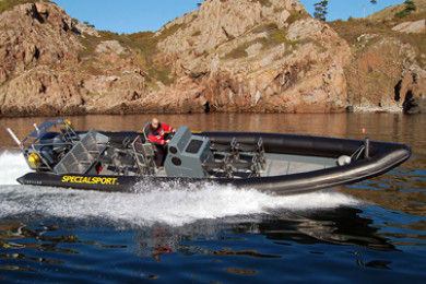 Big Inflatable Boat