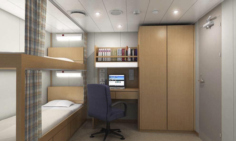 Passenger Ship Furniture