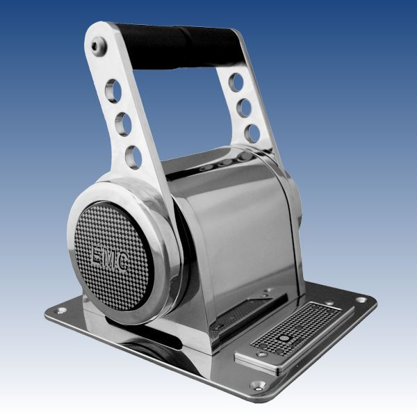 Engine control lever / digital / multi-lever / for boats ...