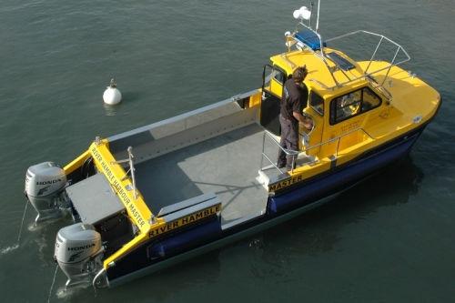 ... Patrol Boat / Catamaran / Outboard ...