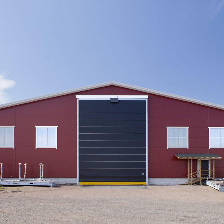 shipyard door / vertical sliding - NK4L & Shipyard door / vertical sliding - NK4L - Champion Door Oy