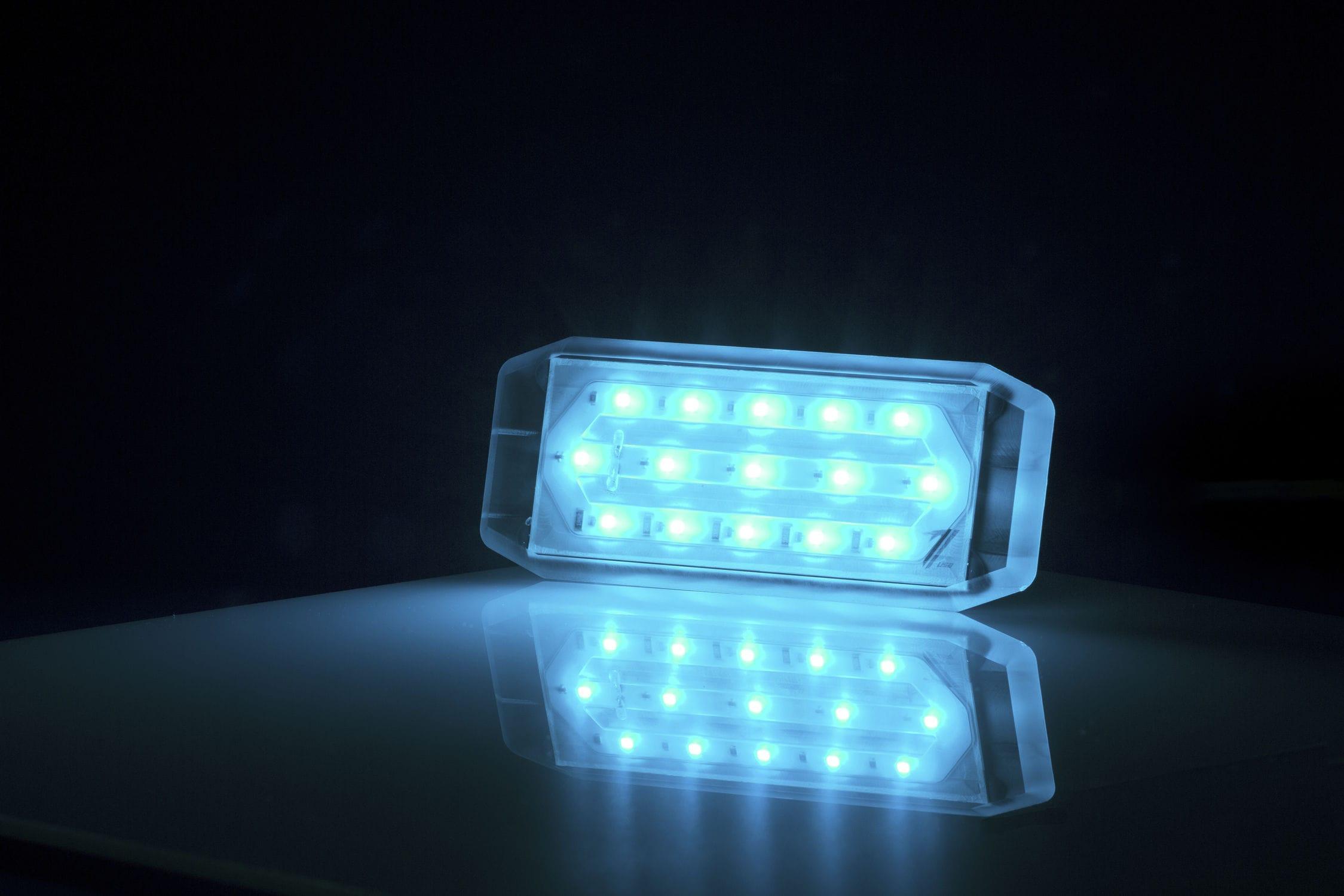 underwater boat light / led / surface-mount - miu15v3 - macris, Reel Combo