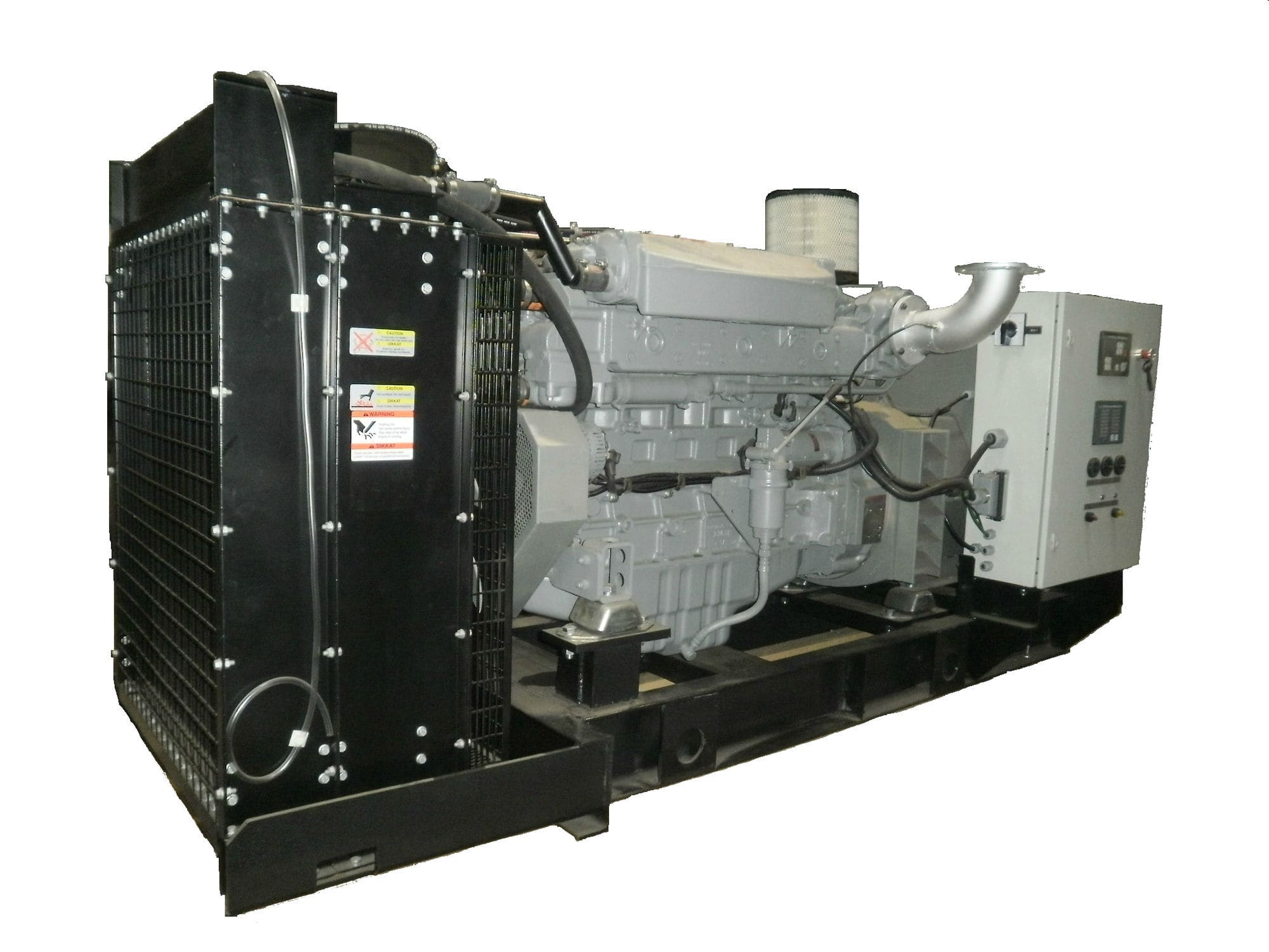 Ship generator set sel emergency DEUTZ AG engine based