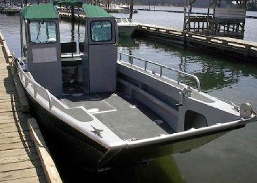 Boat Plan Aluminum Landing Craft Boat Plans