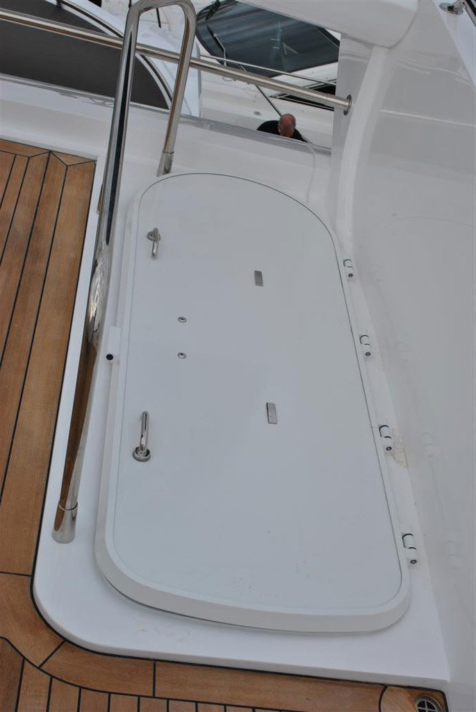 Boat Decks Products Boat Deck Hatch / Rectangular
