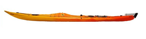 Q Kayaks Penguin Review Sit inside kayak  sea
