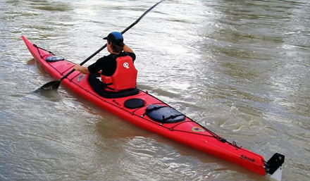 Q Kayaks Penguin Review 1-person SKUA Q kayaks