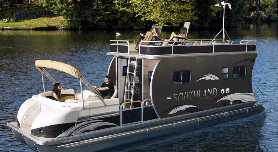 Image from http   img nauticexpo com images ne photo g tri tube pontoon boat cabin 33610 6129957 jpg     Too cool   Pinterest. Image from http   img nauticexpo com images ne photo g tri tube
