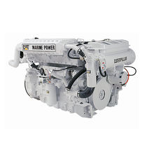 Professional vessel engine / inboard / propulsion / diesel