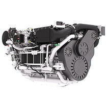 Commercial engine / inboard / diesel / turbocharged
