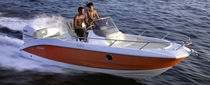 Outboard walkaround / 8-person max. / with cabin / sundeck
