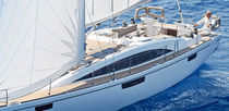 Cruising sailboat / open transom / with 2 or 3 cabins / 4-berth