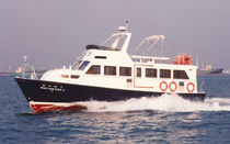 Inboard sightseeing boat