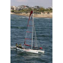 Instructional sport catamaran / recreational / double-handed / single-trapeze