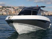 Inboard express cruiser / hard-top / 10-person max. / 4-berth