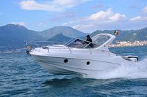 Outboard cabin cruiser / open / 7-person max. / 4-berth