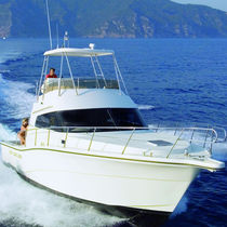 Inboard express cruiser / flybridge / sport-fishing / 2-cabin
