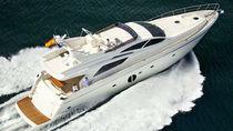 Sport motor yacht / flybridge / planing hull