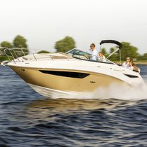 Inboard cabin cruiser / open / 4-berth