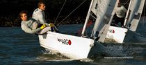 Multiple sailing dinghy / double-handed / instructional / recreational
