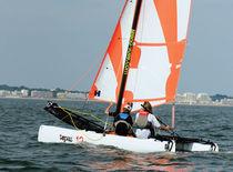 Recreational sport catamaran / instructional / children's / double-handed