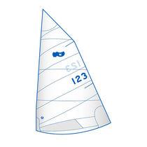 Mainsail / for sailing dinghies / Naples Sabot