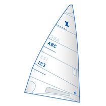 Mainsail / for racing sailboats