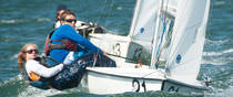 Mainsail sail / for one-design sport keelboats