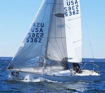 Genoa sail / for one-design sport keelboats / J24