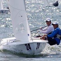 Mainsail sail / for sailing dinghies / Snipe