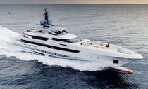 Cruising mega-yacht / raised pilothouse / aluminium / 6-cabin