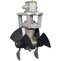 Bow thruster / for boats / hydraulic / tunnel type