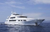 Aluminum mega-yacht / custom