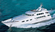 Raised pilothouse mega-yacht / cruising / aluminum / 10-cabin