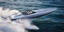 Offshore speed boat