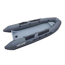 Outboard inflatable boat / semi-rigid / center console / 8-person max.
