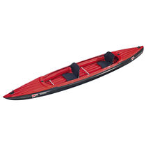 Sit-on-top kayak / inflatable / recreational / touring